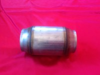 "2.5"" 200 cell Diesel High Flow Race Cat Metal Core Catalytic Converter 63.5mm"