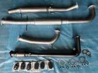 Mk2 Performance Exhaust to suit X3 Hyundai Excel Race Car 3 Door Hatch 1.5L Twin Cam Track Attack Motorsport Australia
