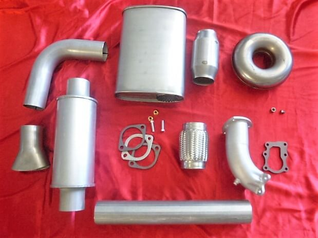 Exhaust Consumables
